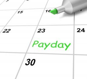 пари до заплата